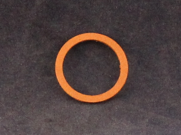 gasket for ring nut.