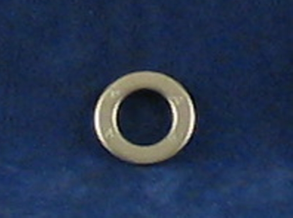 washer i/d 10.5mm o/d 18mm 1mm thick ss a4