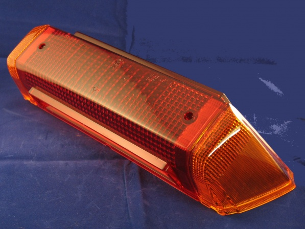 rear light lens paso