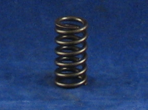 clutch spring, bev twins and singles, ex 040016550 (nb 6 required) 14mm diam 27.5mm long 2.25 wire diameter