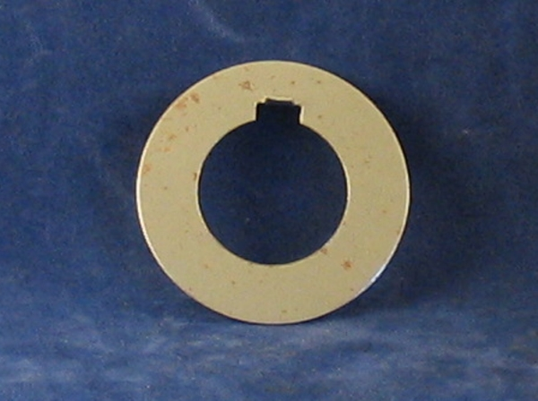 tab washer crankshaft.