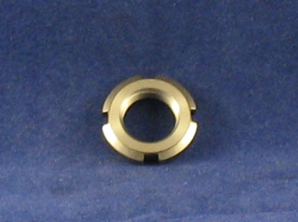 starter spindle locking ring
