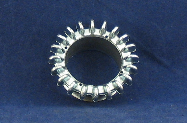 exhaust ring nut,all bevel twins