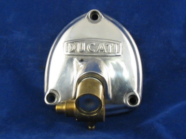 revcounter drive 750 roundcase (reproduction rough-cast will polish)