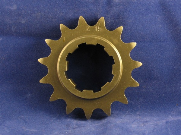 gearbox sprocket 15t