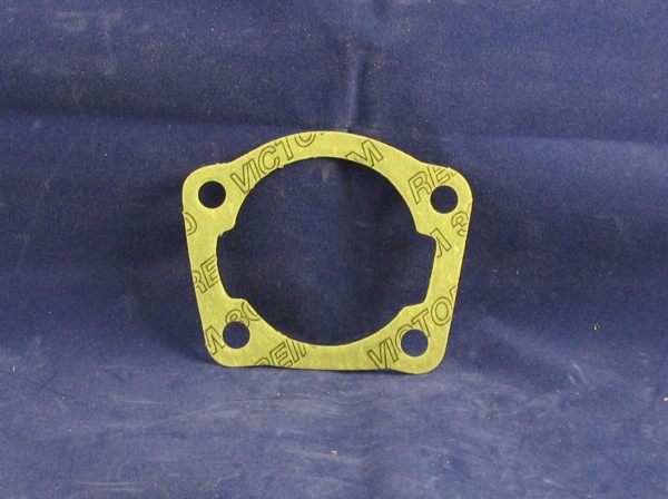 gasket for lower bevel tube holder.