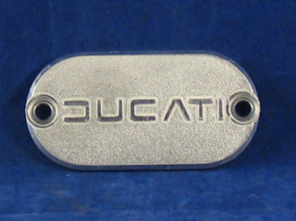 inspection cover, clutch - ducati bevel drive twins 860 - 900