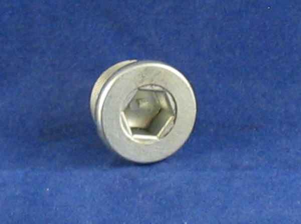 plug, upper clutch cover,(bosch type) m24 x 1.5mm
