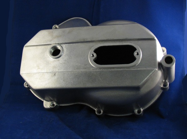 clutch cover 860/900/gts 900ss (ducati ignition) reproduction rough cast (will polish)