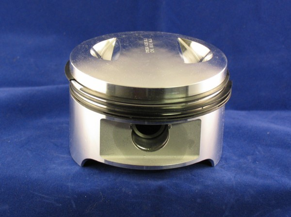 piston complete 87mm high compression omega 464 grams..3 thou / .07mm clearance required