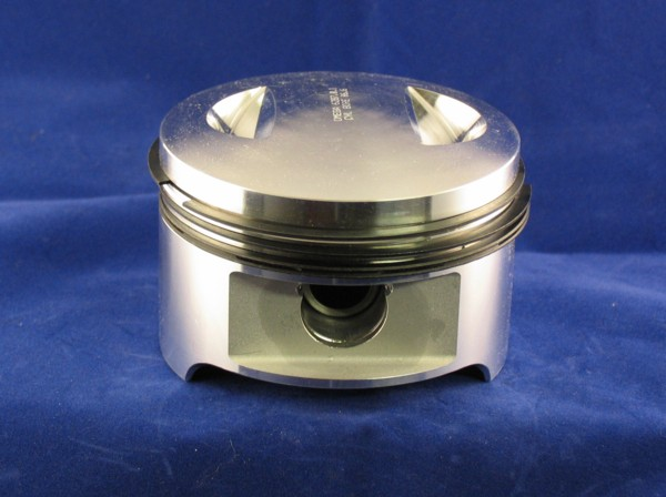piston complete 86.6mm std. compression omega 468 grams..3 thou / .07mm clearance required