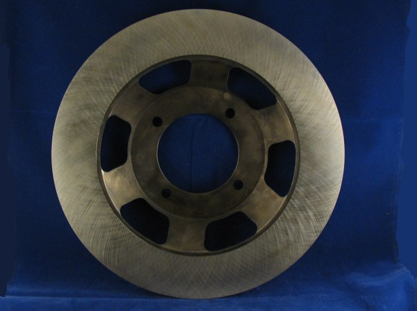 disc, 280mm, 4 bolt undrilled.