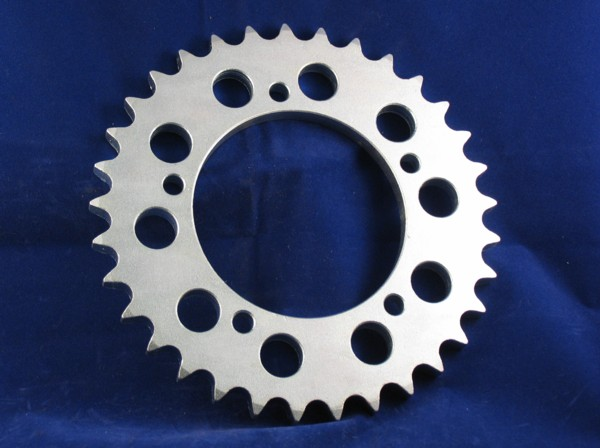 sprocket rear 33t.