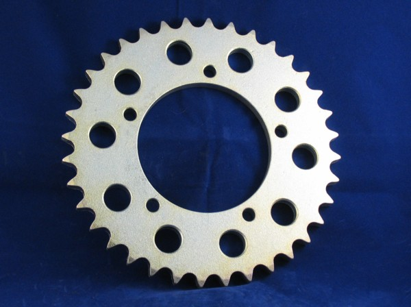 sprocket rear 36t.