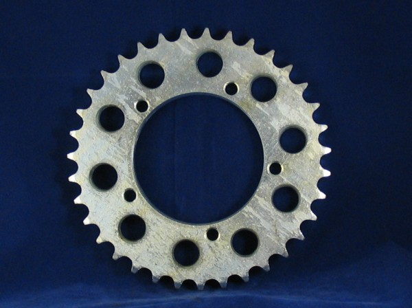 sprocket rear 38t