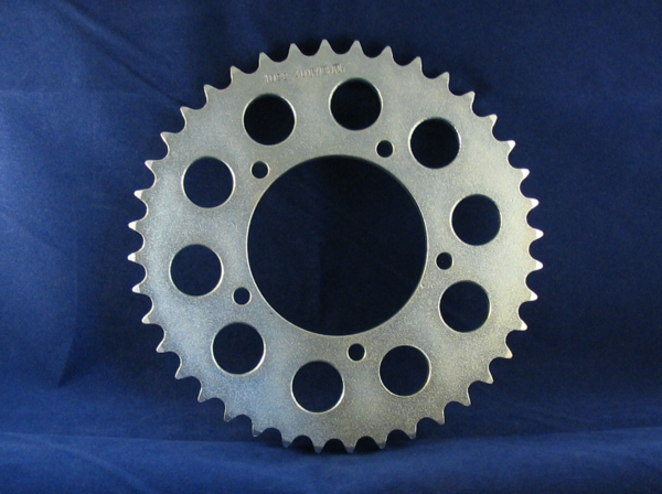 sprocket rear 40t
