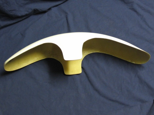 front mudguard ss/ mhr, 78-82