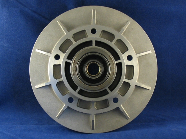 sprocket carrier c/w bearings.