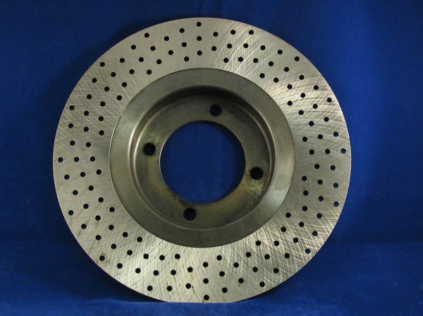 brembo rear disc 229 750/900ss drilled