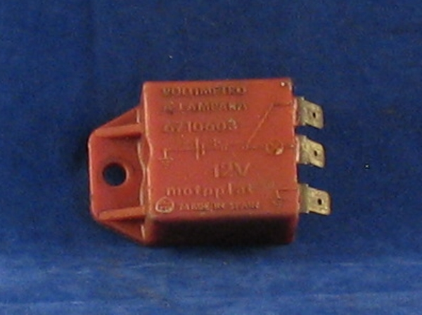 voltmeter charge light used