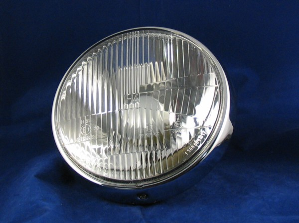 headlamp optical group, sd. for driving on the rhs eg. ( europe, usa) etc.