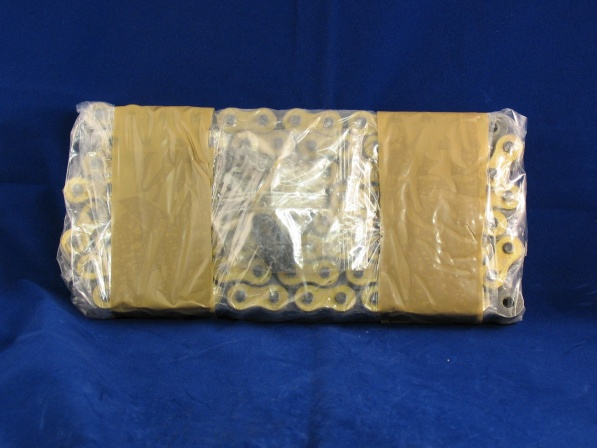 chain regina gold 530 x 108 links c/w split link