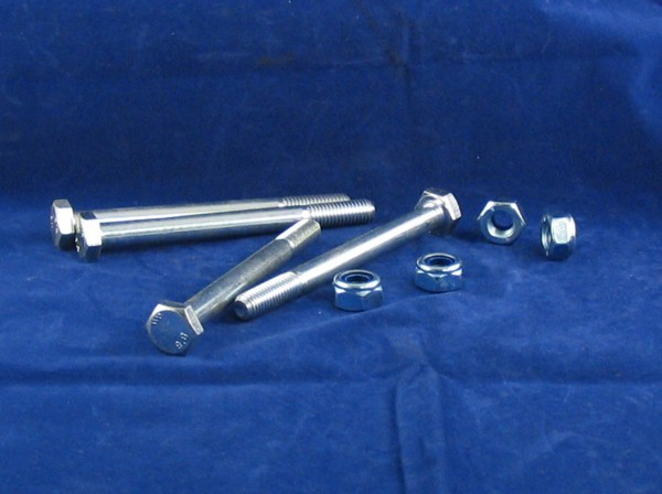 disc bolt kit,  4 bolt 280mm front.
