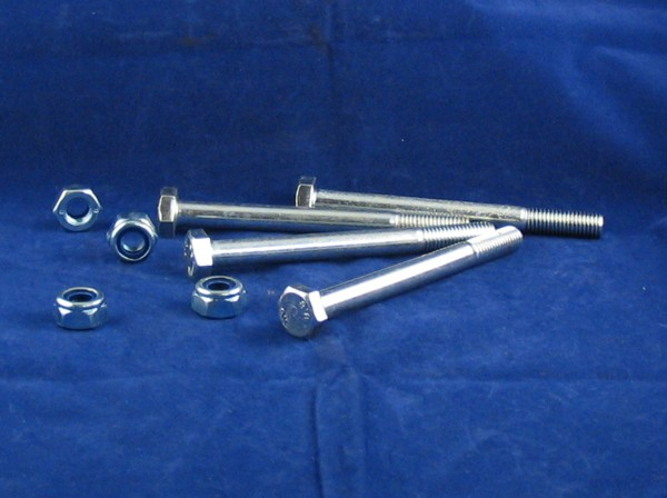 disc bolt kit, 4 bolt type 280mm rear