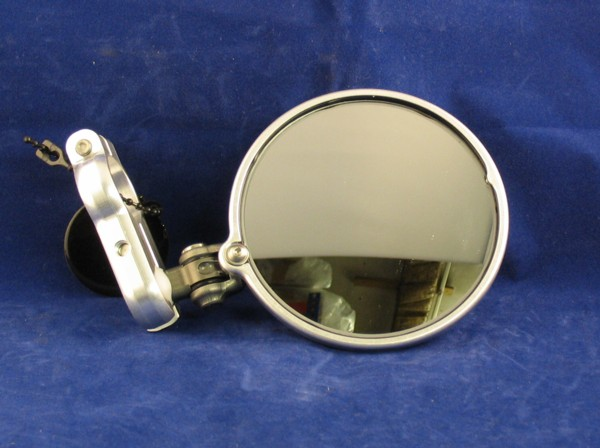 crg - ls - silver 3' mirror  right hand side