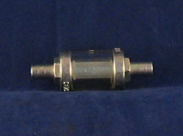 in-line fuel filter 8mm fitting