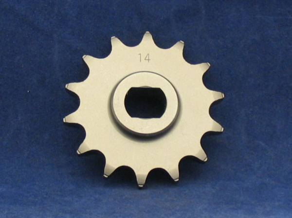 sprocket 14t std