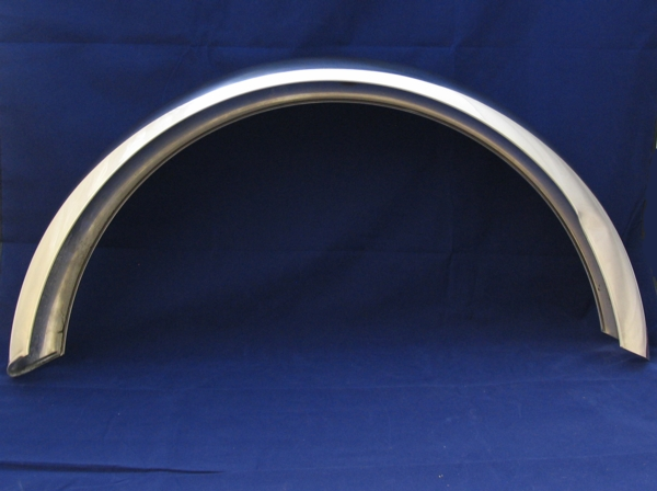 rear mudguard stainless