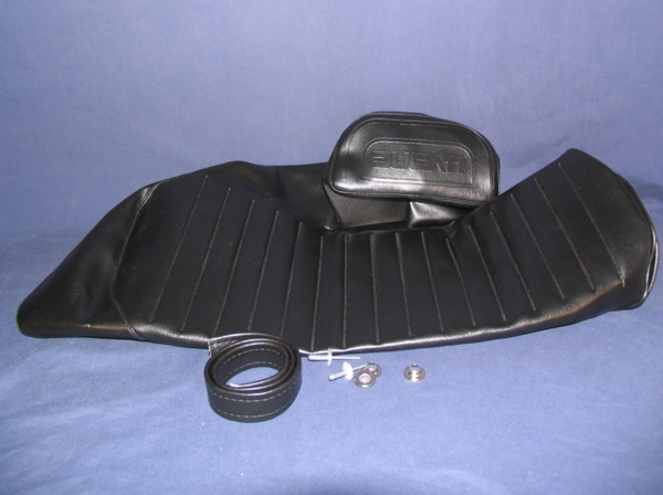 mhr/ mille dual seat cover