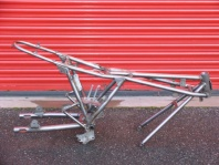 frame, 900ss, 2 degree sharper.c/w swing arm.