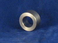 spacer for silencer, stainless steel, for squarecase models using contis