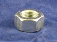 wheel nut, all bevels rear and front