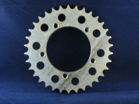 sprocket rear 34t.
