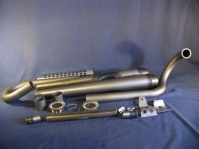 exhaust system kit for imola 1973