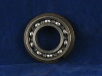 bearing, clutch drum, outer with circlip.