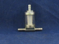 In-line Fuel filter T Piece 6mm fitting